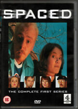 Spaced: The Complete First Series (DVD-2001, 1-Disc) Region 2. Simon Pegg