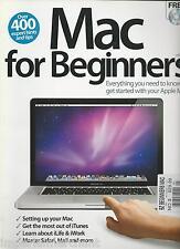 Mac for Beginners Apple magazine iTunes iLife iWork Safari Mail GarageBand