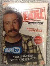 My Name Is Earl season 1 DVD Box Set