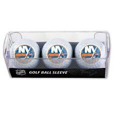 New York Islanders Golf Balls 3 Pack
