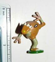 Hitmonlee : Pokemon Tomy Nintendo Mini Figure Toy (A-10)