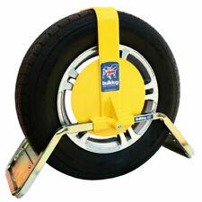 Bulldog Caravan Wheel Clamp (QD22)