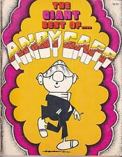 The Giant Best of Andy Capp  - Castle Books 1977