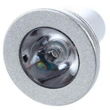 GU10 3W 16 Color Changing RGB LED Spotlight Light Lamp IR Remote Control F9V4
