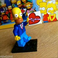 LEGO 71009 THE SIMPSONS Minifigures DATE NIGHT HOMER Best Suit 1 SERIES 2 SEALED