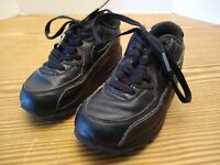 Toddler 11.5C Nike Air Max Black, Very Good Condition