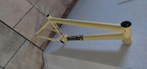 Sunday bmx street sweeper jake seeley frame 20.75 top tube