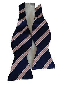 Brooks Brothers 100% Silk Bow Tie