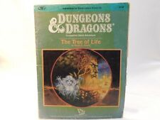 TSR CM7 9166 Dungeons & Dragons Companion Game Adventure The Tree of Life 1986