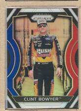 Clint Bowyer 48 2018 Panini Prizm Red White Blue Prizm