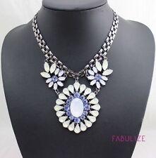 Markenlose ovale Modeschmuck-Halsketten & -Anhänger aus Acryl