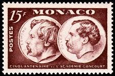 Monaco Scott 261 (1951) Mint NH VF
