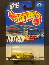 2000 Hot Wheels #6- Hot Rod Magazine 2/4 : Track T - 26017
