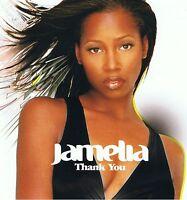 JAMELIA - Thank You - CD NEU - Superstar - Universal Prayer Tiziano Ferro