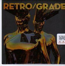 (DZ950) Retro / Grade, 5 track Sampler - 2011 DJ CD