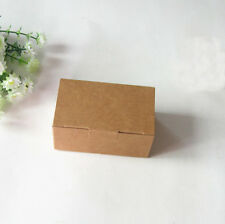 12x Kraft Favor Boxes Wedding Favour Gift Boxes Bomboniere Boxes Treat Candy Box