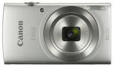 Canon IXUS 185 20MP 8x Optical Zoom Compact Digital Camera - Silver BRAND NEW UK