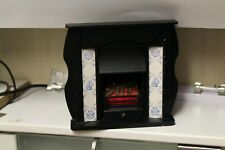 DOLLS HOUSE MINIATURE (  ELECTRIC   FIREPLACE