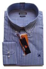 Camicia Rio Nero uomo manica lunga cotone 100%
