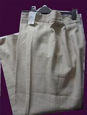 Linen Plus Size Trousers BHS for Women