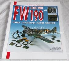 Focke Wulf 190 A/F série avions et maquettes N°1 Histoire & Collections allemand
