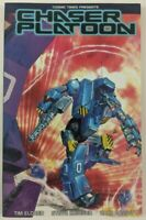 Chaser Platoon Collected Edition Comic TPB Cosmic Times Aircel 1 2 3 4 5 6