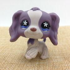 Littlest Pet Shop Spaniel Dogs Cocker Puppy #1209 LPS Hasbro Toys Rare Girl Toys