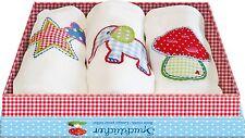 Espejo castillo Baby suerte Newborn Baby 3er mulltücher Diaper 93978 nuevo