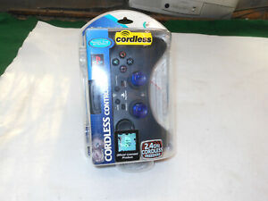 Logitech Cordless Action Wireless Controller for PlayStation 2 PS2 (NEW)