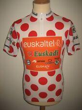 Euskaltel Euskadi SANCHEZ Tour de France shirt cycling maillot jersey size L