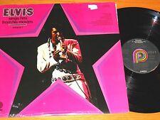 "ELVIS STEREO LP - CAMDEN/PICKWICK 2567 - ""ELVIS SINGS HITS FROM HIS MOVIES"""