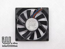 X8 80mm 8CM 8015 4-Pin 1000-4000 RPM 0.4A PWM Computer case fan Free Ship!