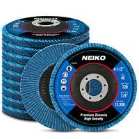 Premium Zirconia Flap Disc 10 PCGrinding Sanding Wheel 40 GritT27