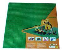 "Green Generic large 15""  x 15"" Baseplate or 50 x 50 peg base plates"