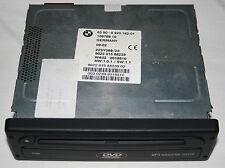 BMW RANGE ROVER MINI MK4 DVD SAT NAV UNIT GPS NAVIGATION E39 E46 E38 X5 E53