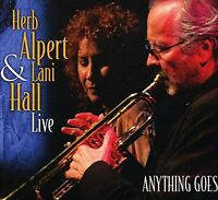 Herb Alpert and Lani Hall - Anything Goes (Live) [CD]