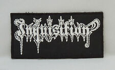INQUISITION Band Logo (Embroidered Patch) (New)