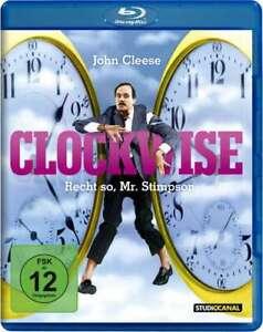 Clockwise - Recht so, Mr. Stimpson [Blu-ray/NEU/OVP] Komödie mit John Cleese