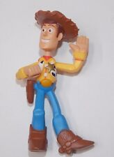 Disney Toy Story Woody Plastic Figure Cake Topper 2.5 in