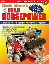 How to Build Performance & Race Engines - David Vizard's How to Build Horsepower
