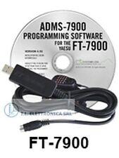 ADMS-7900 CAVO E SOFTWARE DI PROGRAMMAZIONE PER YAESU FT-7900 cod.700007