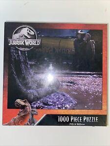 jurassic world 1000 Piece Puzzle 70 X 50cms Brand New