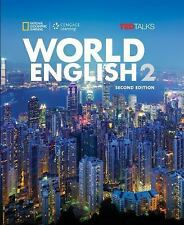 World English 2e 2 Student Book + Owb Pac: Real People Real-ExLibrary