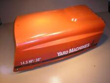 MTD Yard Machines 14.5HP Riding Mower Hood