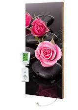 "Marmony M800 Plus 800 Watt Infrarotheizung ""Roses"" inkl. MTC-40 Funkthermostat"
