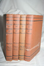 History of Civilization in England  Henry Thomas Buckle  1913 four volumes