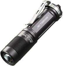 JETBeam IMK CREE XP G2 LED Black Aluminum 130 Meter Beam Flashlight w/ Clip 1MK