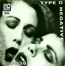 Type O Negative - Bloody Kisses 2 x LP Colored Vinyl Album - NEW Limited Record