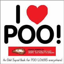 I Love Poo! (Odd Squad I Love Collection...S.), Plenderleith, Allan, New Book
