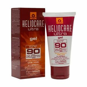 Endocare Heliocare Ultra SPF90 Gel 50ml - New/Sealed